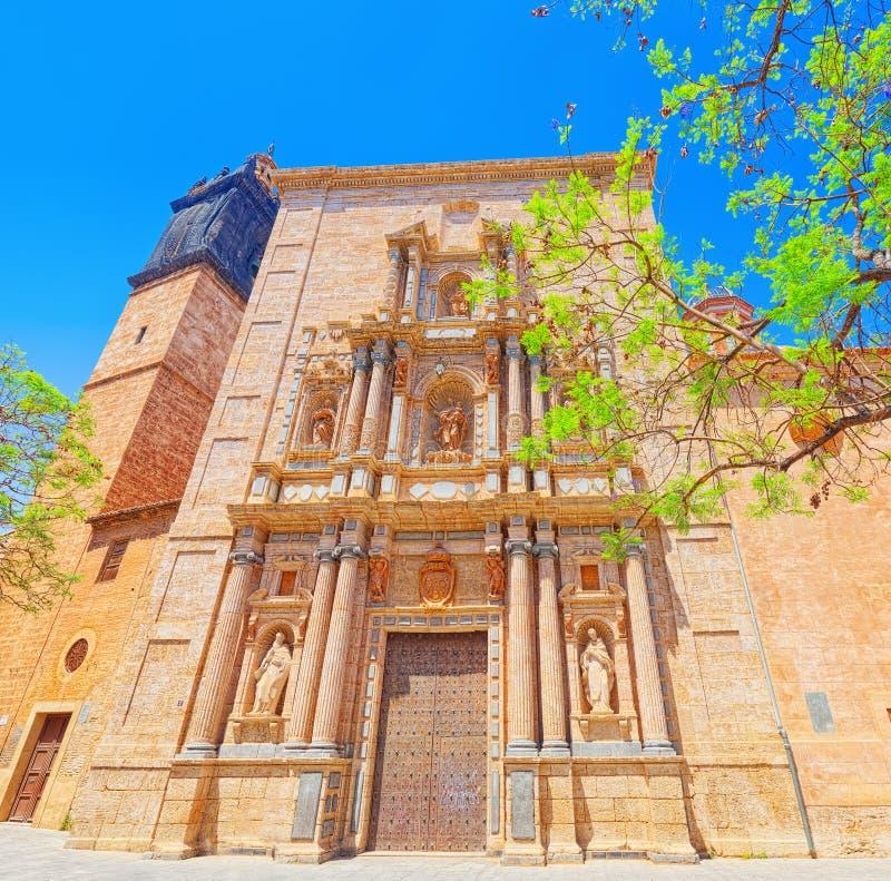 Churh της κοινότητας ιερό Cross Parroquia de Λα Santisim στοκ φωτογραφία με δικαίωμα ελεύθερης χρήσης