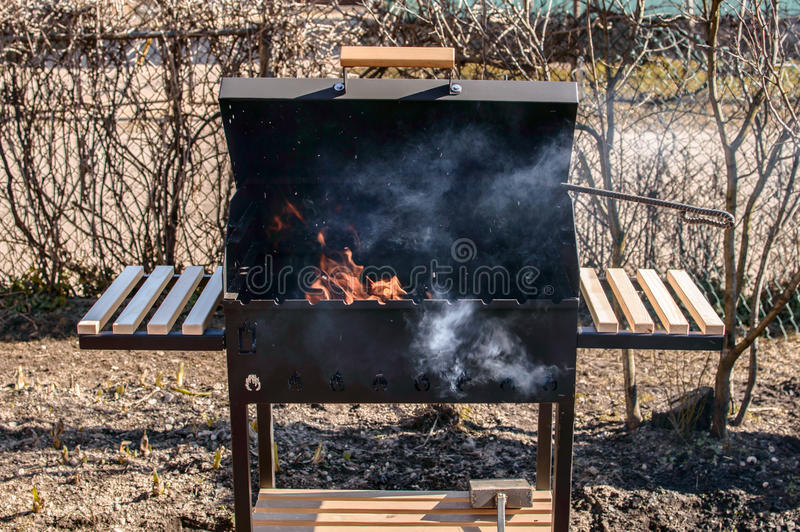 Churrasco do BBQ imagem de stock royalty free