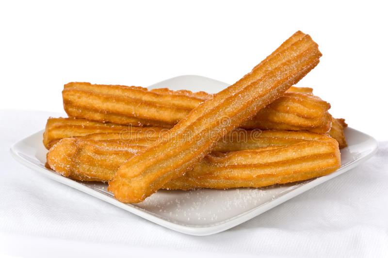 churros arkivbild