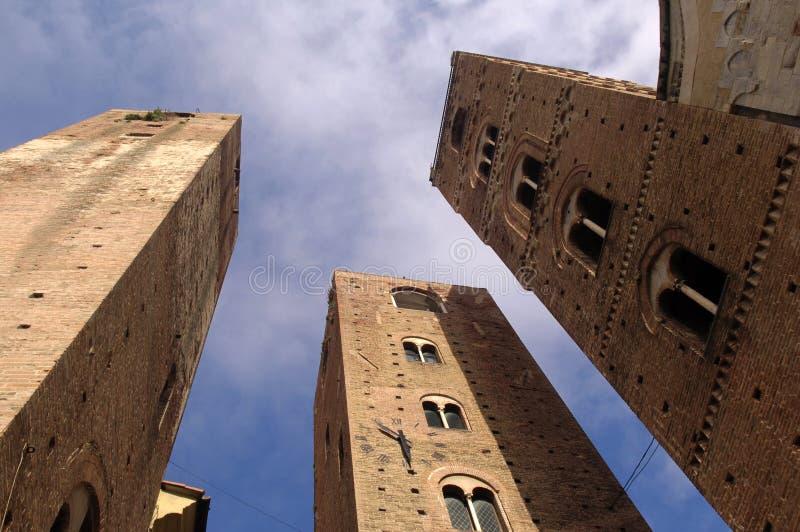 Churs Albenga, Liguria, Włochy obraz stock