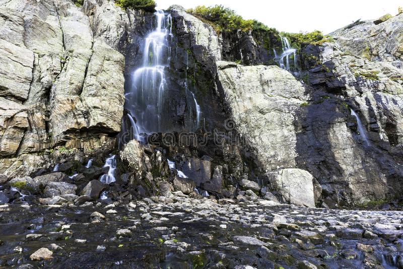 Chutes de Timberland photos stock