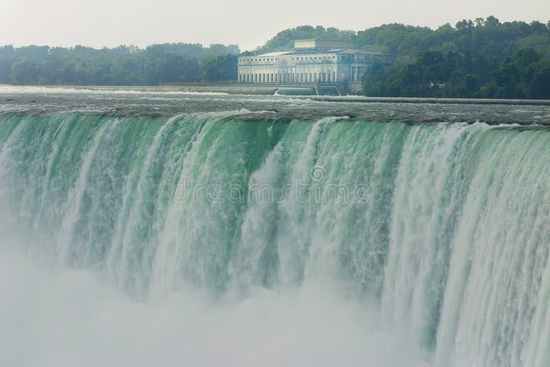 Chutes du Niagara images libres de droits