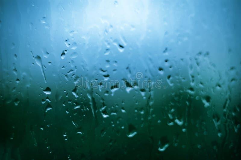 Chuvoso imagem de stock