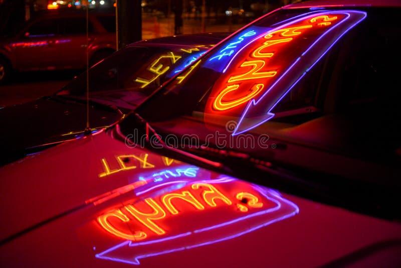 Chuy TexMex Świetna restauracja zdjęcia royalty free