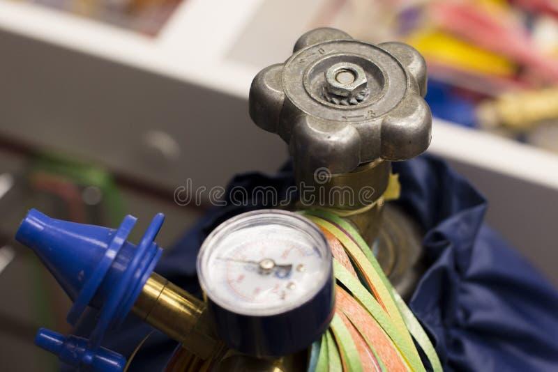 Ciśnieniowy czujnik zdjęcie stock