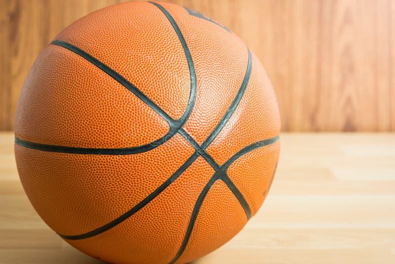 Ciérrese encima de baloncesto foto de archivo