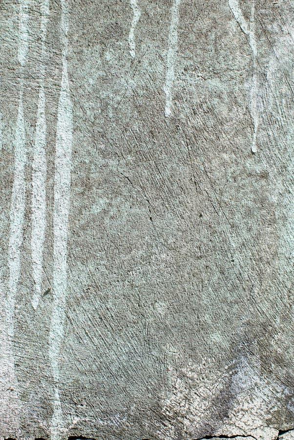 Ciérrese encima de la textura de la pared del yeso para los fondos y las texturas interesantes fotos de archivo