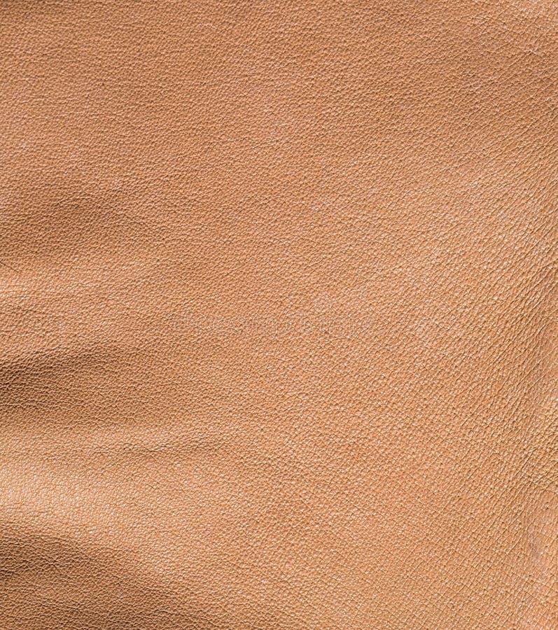 Ciérrese encima de textura del cuero colorido fotografía de archivo