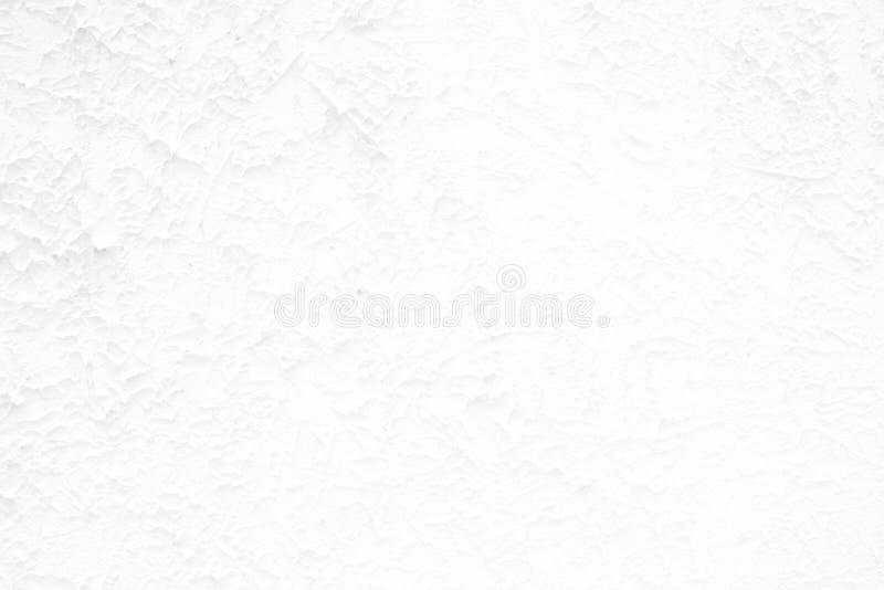 Ciérrese encima del fondo blanco de la textura de la pared del estuco fotos de archivo libres de regalías