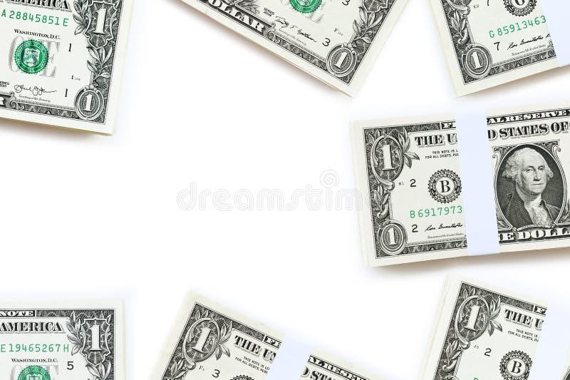 Ciérrese para arriba de billete de banco fotos de archivo libres de regalías