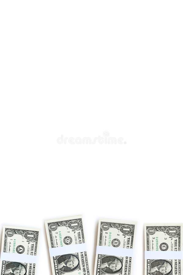 Ciérrese para arriba de billete de banco imagenes de archivo