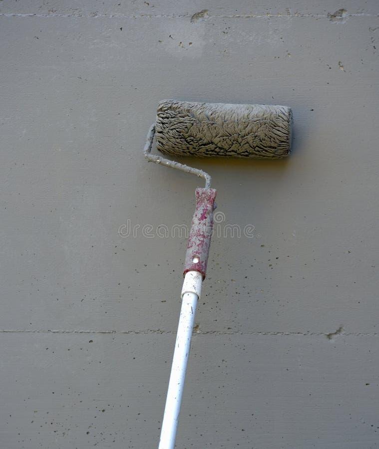 Ci rrese para arriba de pintar un muro de cemento foto de - Pintura para pintar piso de cemento ...