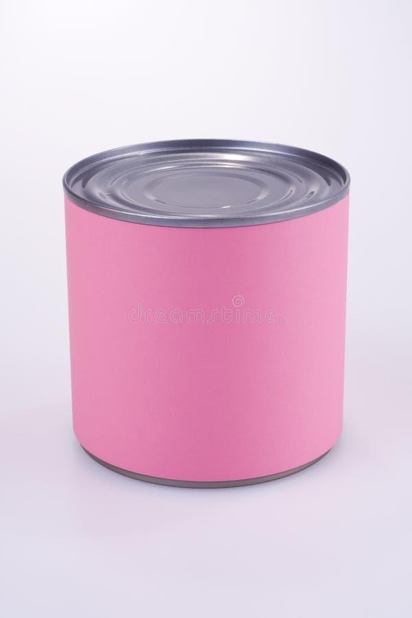 Download Ciérrese Para Arriba De Una Poder De Estaño Rosada Foto de archivo - Imagen de alimento, primer: 7288738