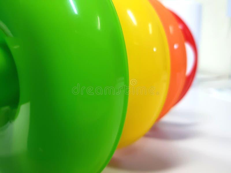 Ciérrese para arriba del juguete del niño imagen de archivo libre de regalías
