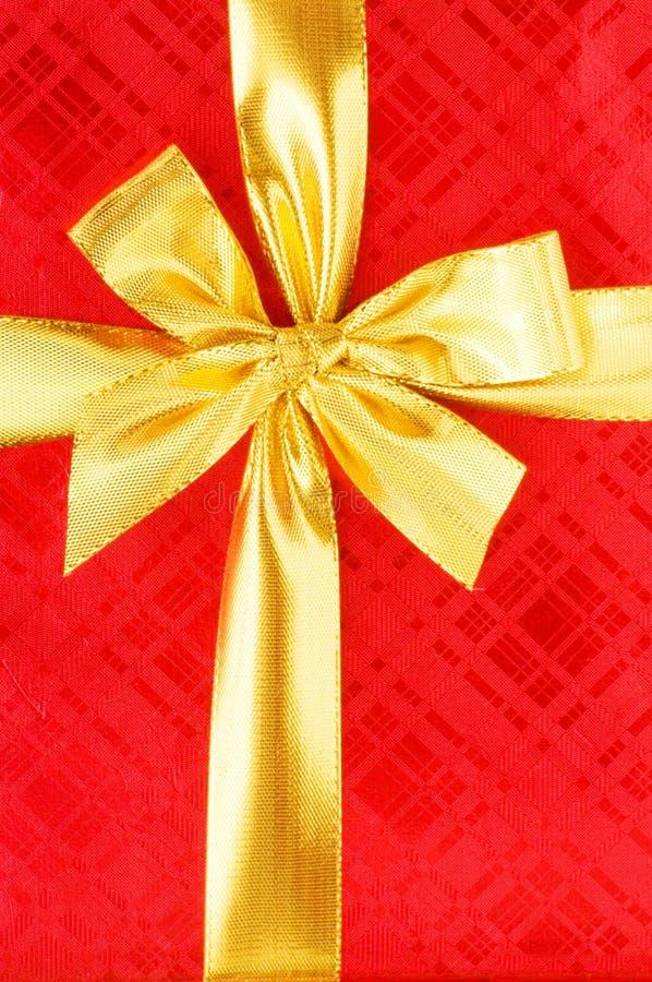 Download Ciérrese Para Arriba Del Rectángulo De Regalo Rojo Foto de archivo - Imagen de aniversario, regalo: 7280934