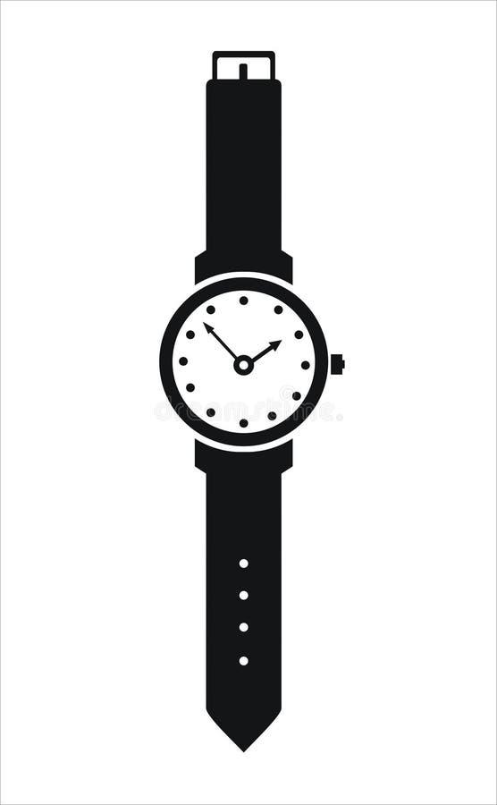 Ciérrese para arriba en un fondo blanco ilustración del vector