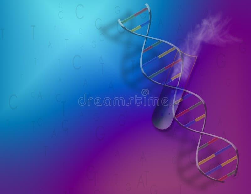 Ciência do ADN fotos de stock