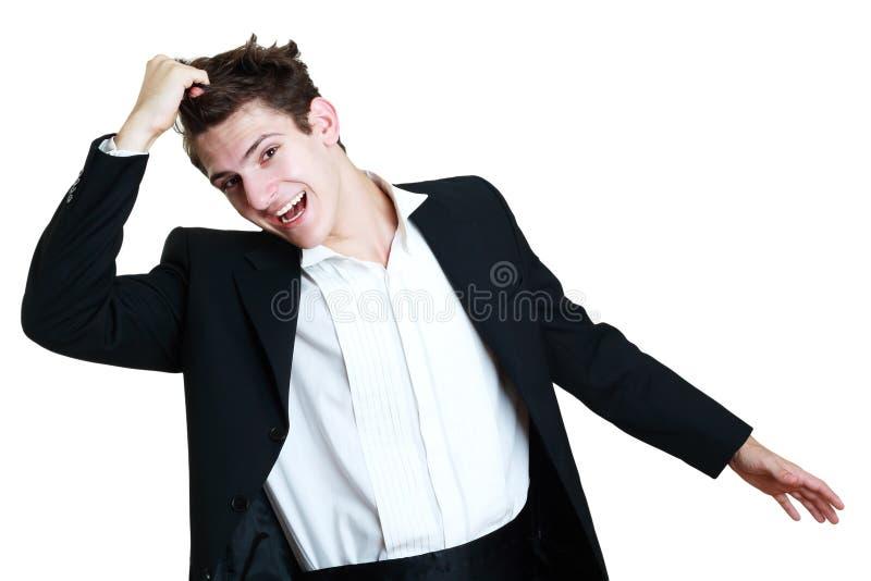 ciągnij za włosy obrazy stock