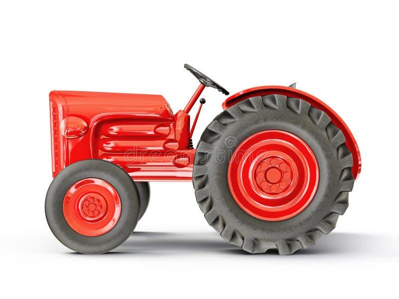 Ciągnik ilustracji