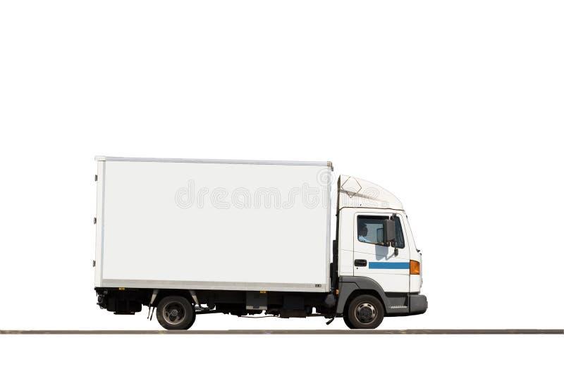 ciężarówka ładunku zdjęcia royalty free