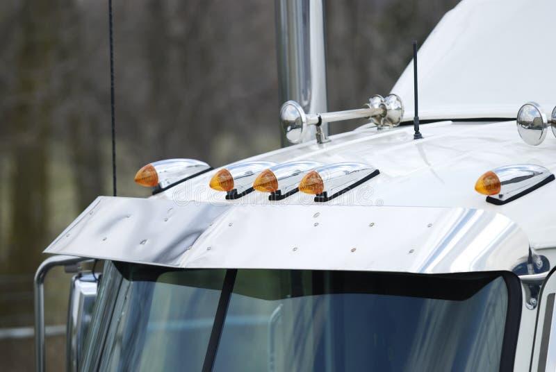ciężarówka światło obrazy royalty free