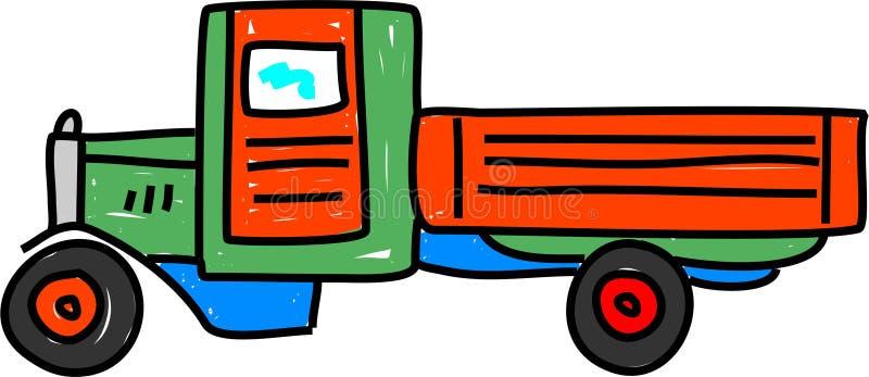 ciężarówka. ilustracji