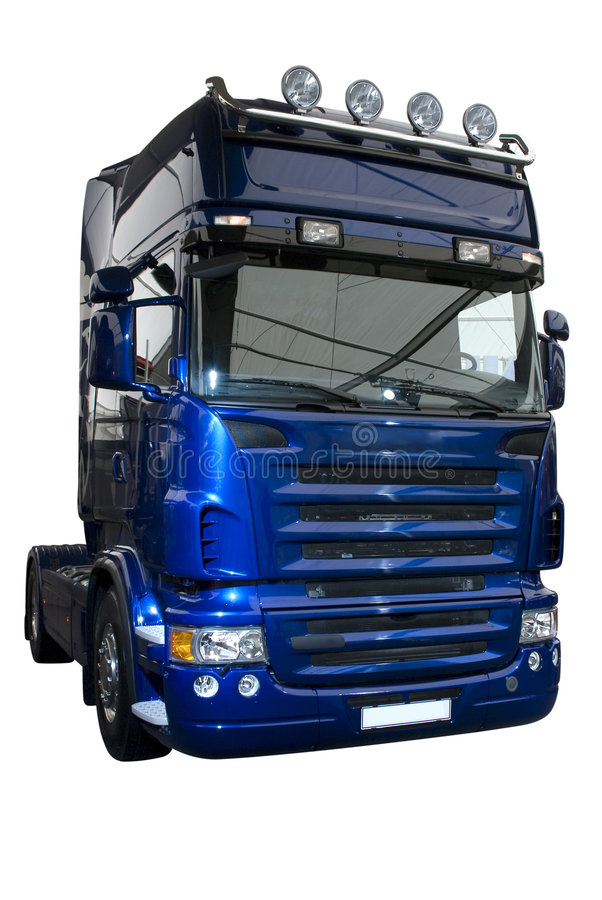 ciężarówka. obrazy royalty free