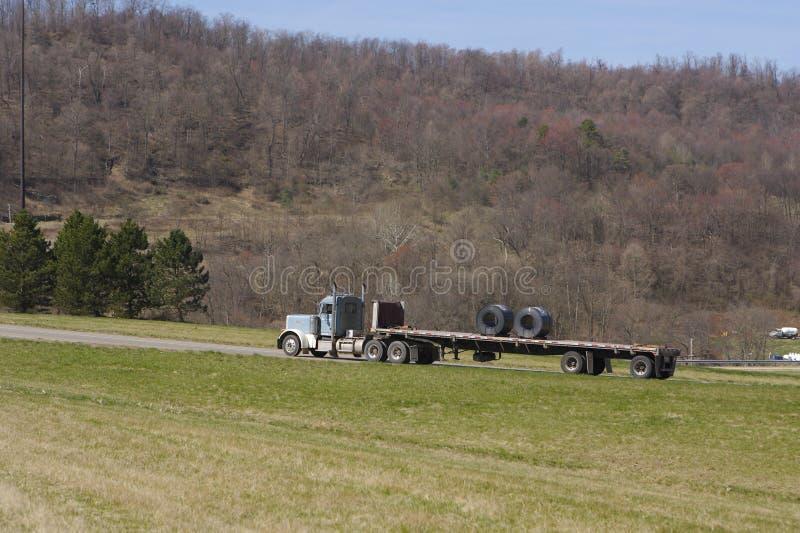 ciężarówka bielizna mieszkania zdjęcie stock