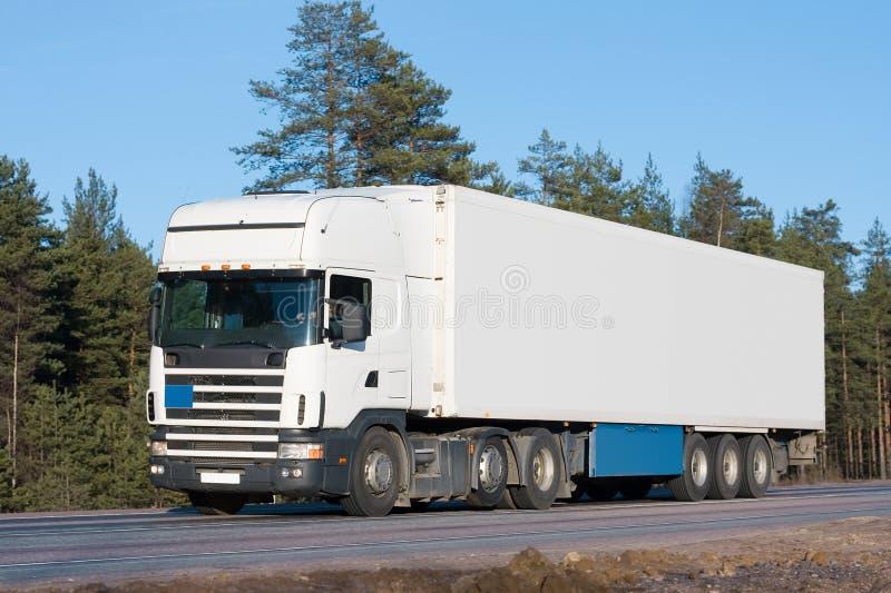 ciężarówka van obraz royalty free