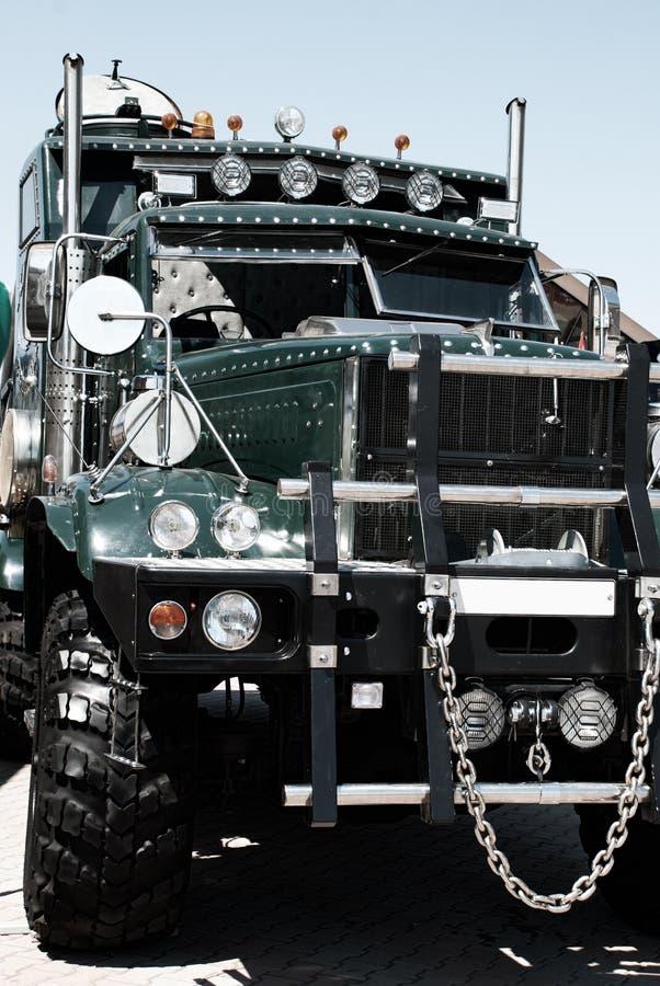 Ciężarówka w hard rock stylu zdjęcie royalty free