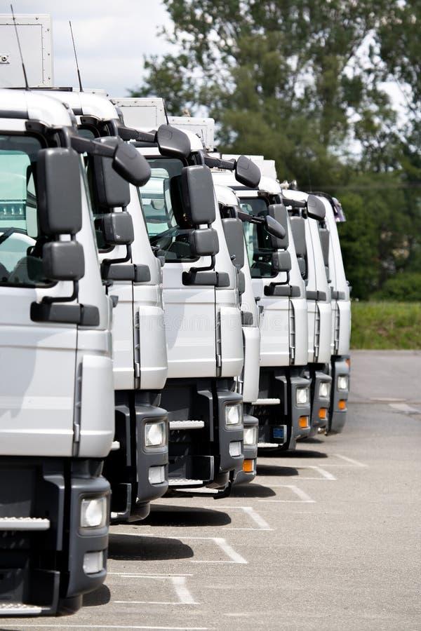 ciężarówki fotografia royalty free