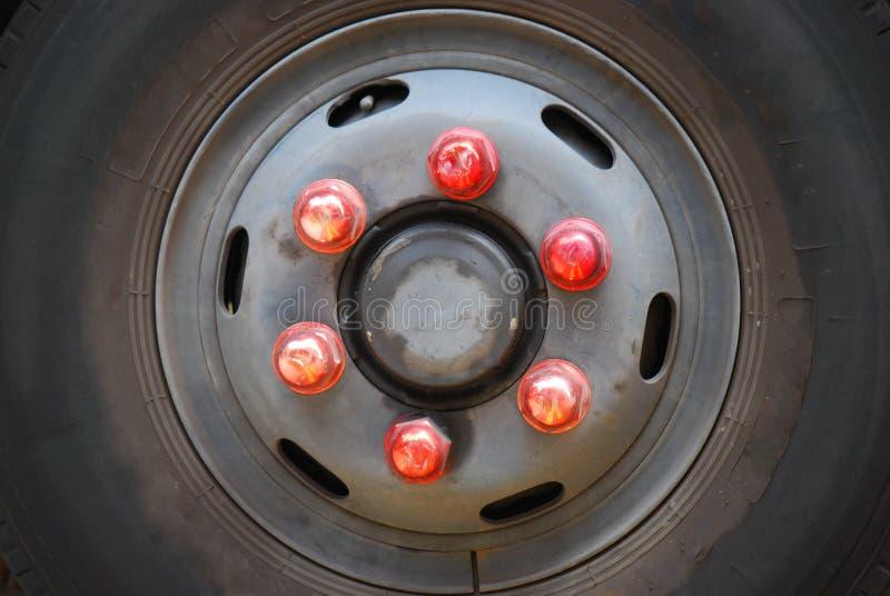 Ciężarowa Opona zdjęcie stock