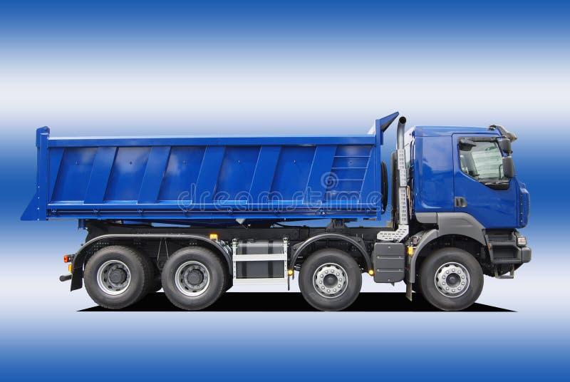 ciężka ciężarówka zdjęcie royalty free