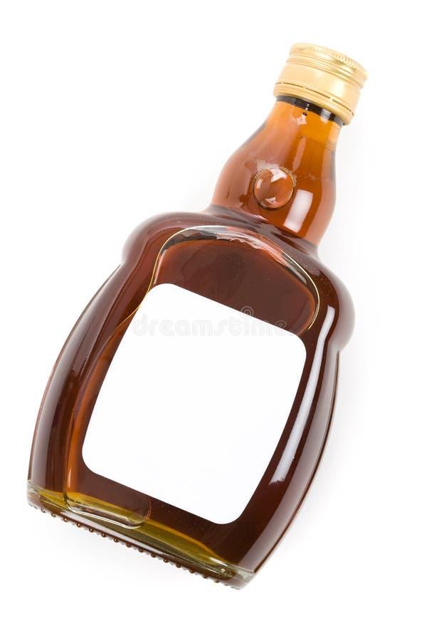 ciężki butelka trunek zdjęcie royalty free