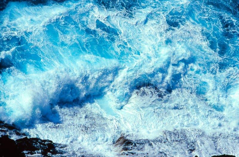ciężki morze zdjęcia stock