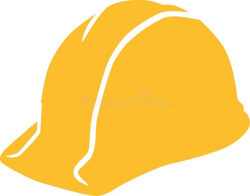 Ciężkiego kapeluszu wektor ilustracja wektor