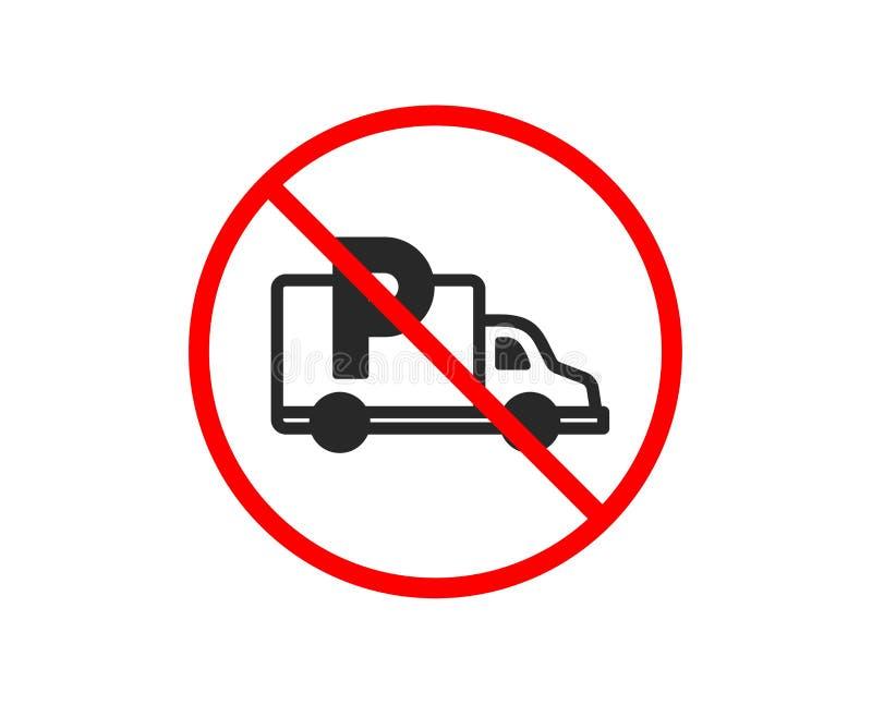 Ci??arowa parking ikona wystawiaj?cy samochodowy poj?cie pieni?dze p?ac?cego parka znaka bilet ty tw?j wektor ilustracji