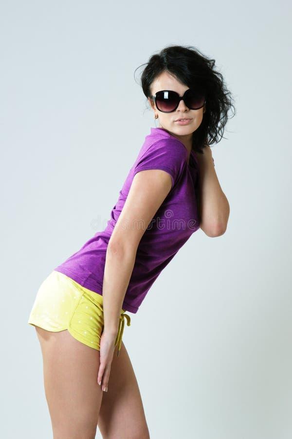 ciała mody modela schudnięcie obrazy royalty free