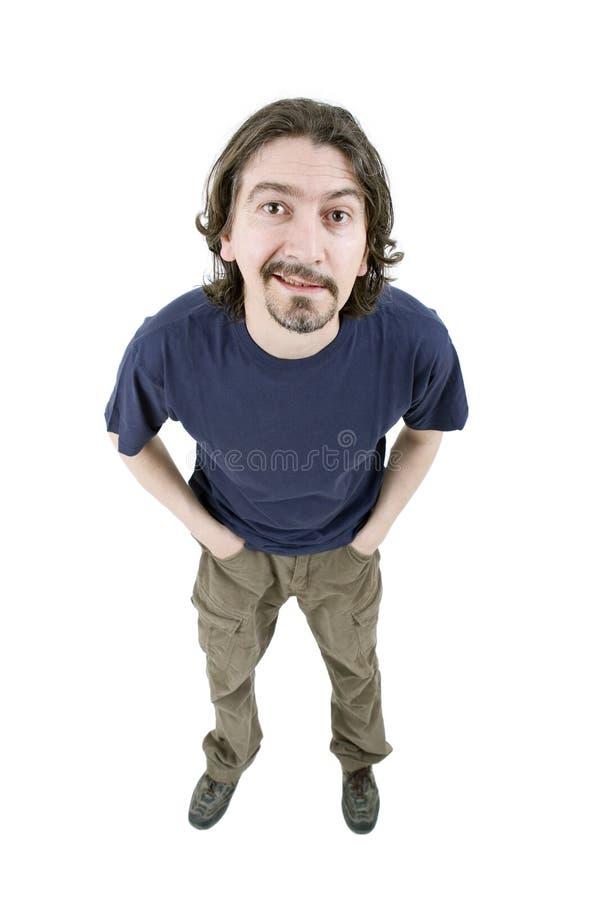 Download Ciało folujący mężczyzna obraz stock. Obraz złożonej z samiec - 57662693