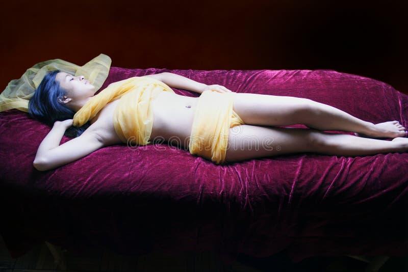 ciało spa luksusowy leczenia okrycie zdjęcie royalty free