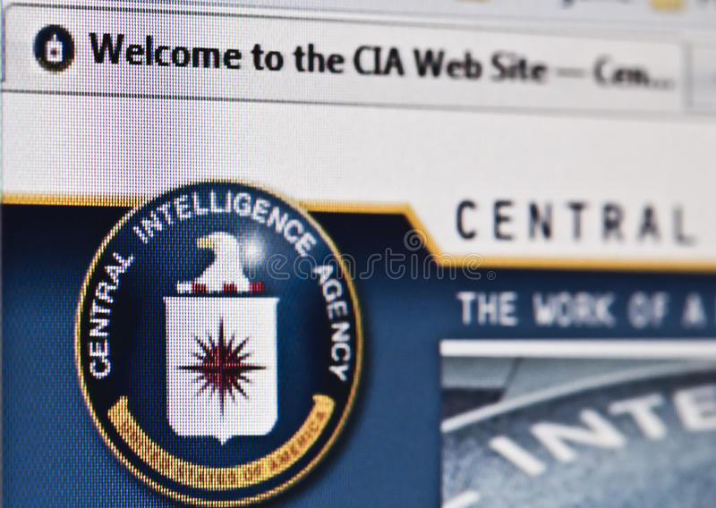 Download Cia editorial photography. Image of agency, page, browser - 18112422