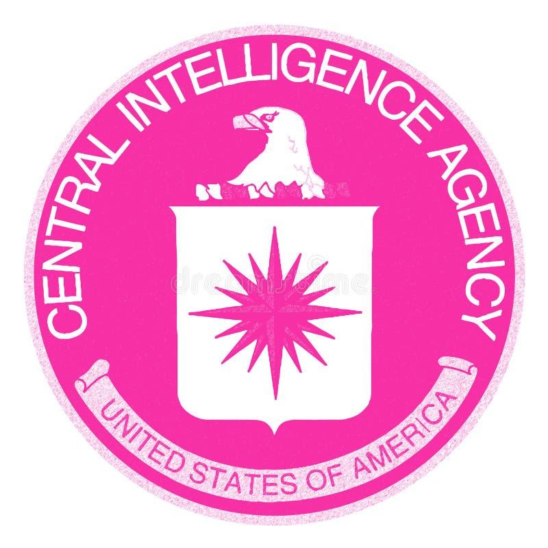 Cia Logo Pink libre illustration