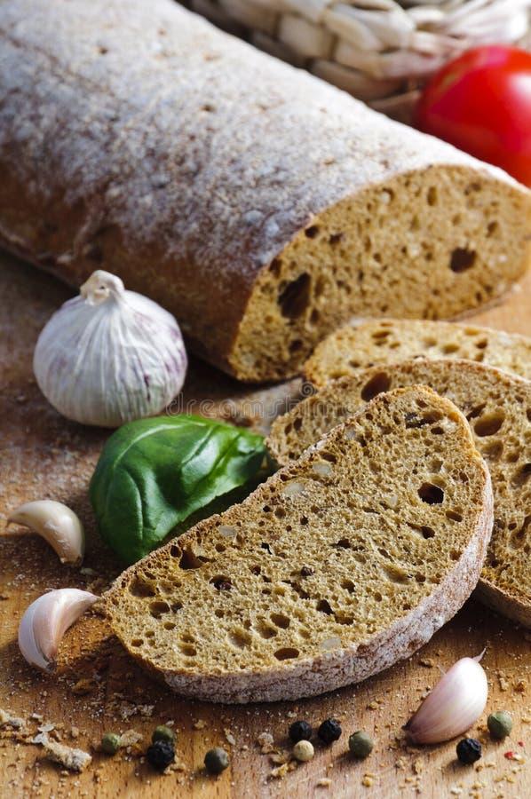 Ciabatta bread stock photography
