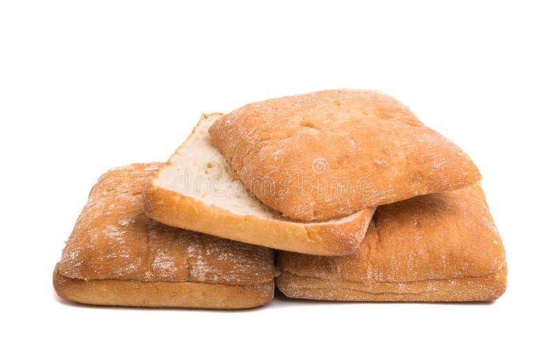ciabatta per i panini immagine stock