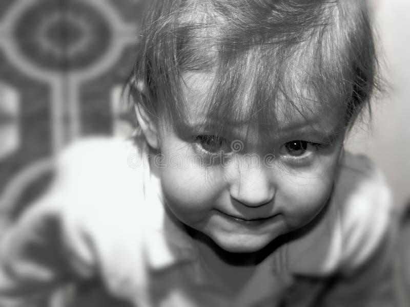 Download Ciao! immagine stock. Immagine di occhi, sudicio, piccolo - 200201