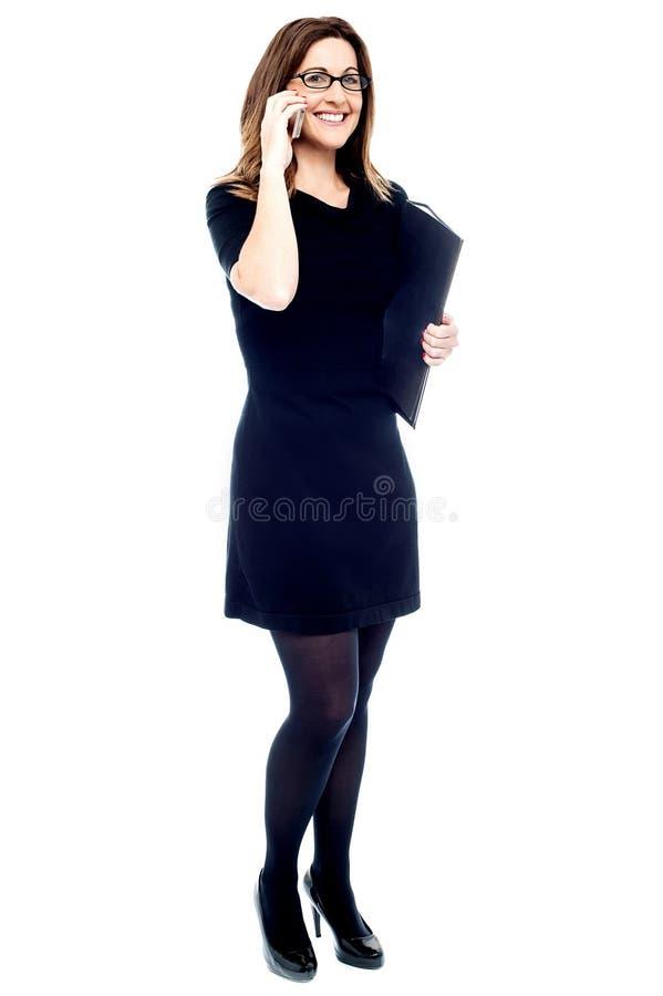 Download Ciao Signore, Sono Pronto Per La Riunione! Fotografia Stock - Immagine di elegante, caucasico: 56878978