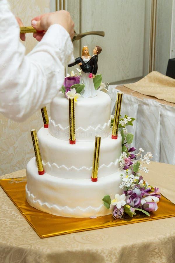 Download 8 ciast ślub zdjęcie stock. Obraz złożonej z dekoracje - 65225436