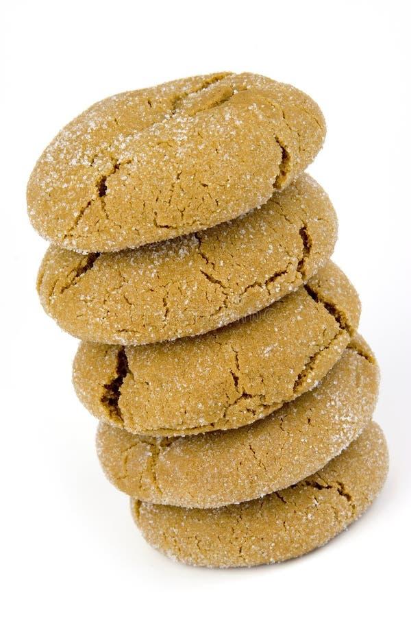 ciasteczka piernikowi zdjęcie stock