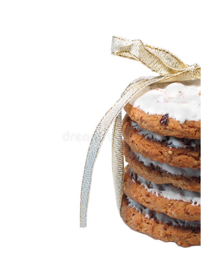 ciasteczka wakacyjne obrazy stock