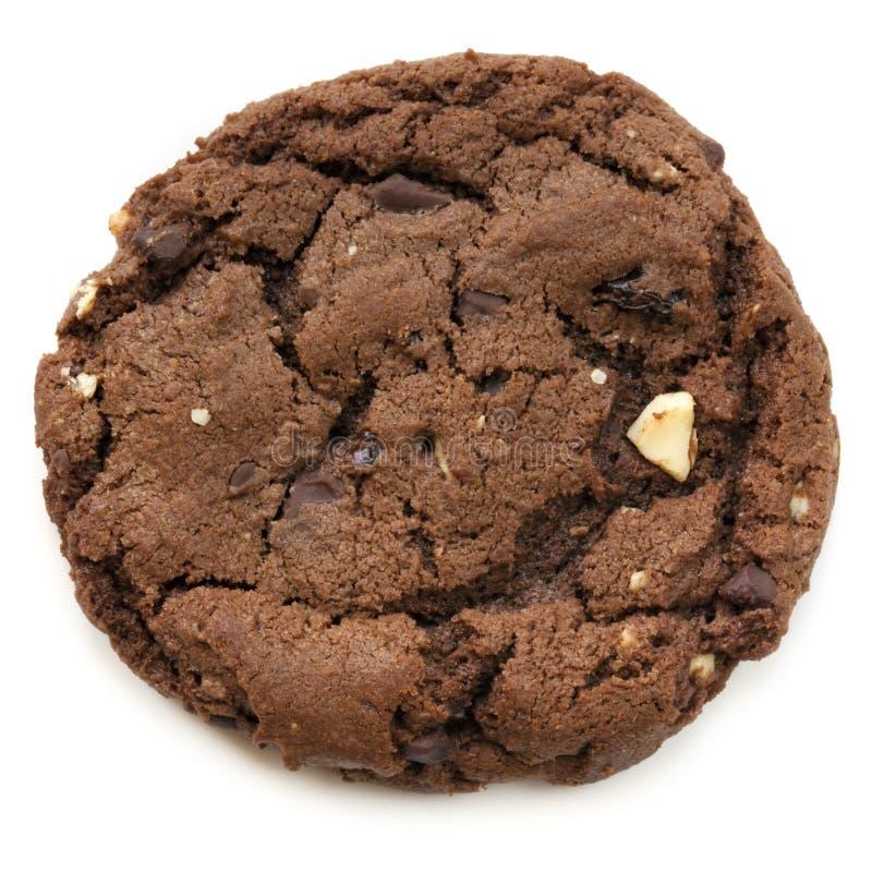 ciastka czekoladowy fudge zdjęcia stock